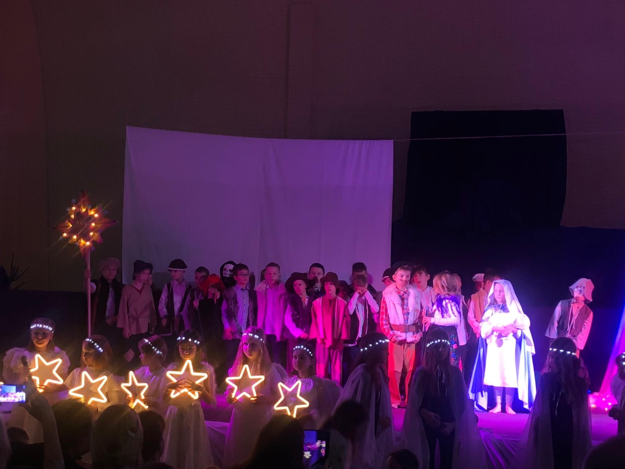 Kiermasz świąteczny w SP Józefosław