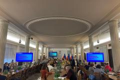 Konferencja dotycząca zmian w Ustawie Oświatowej
