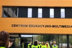 Wizyta w Centrum Edukacyjno-Multimedialnym
