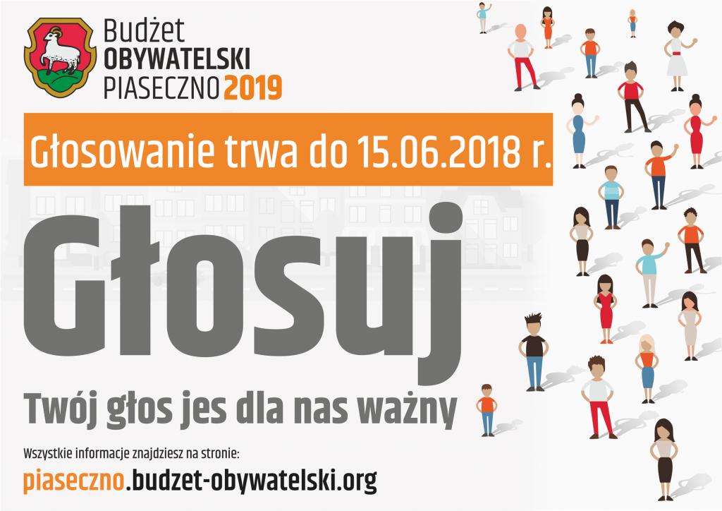 Budżet Obywatelski Piaseczna