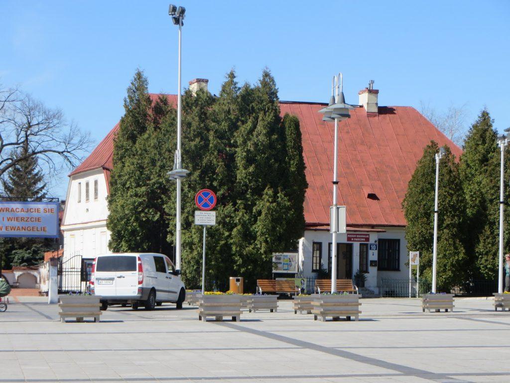 Stara plebania w Piasecznie