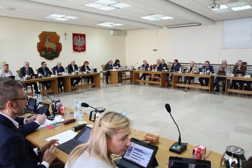 4 nadzwyczajna sesja Rady Miejskiej