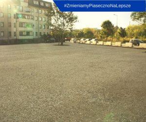 Parking przy Jarząbka
