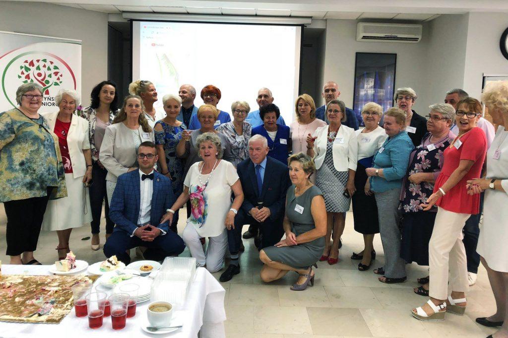 I urodziny Piaseczyńskiej Rady Seniorów