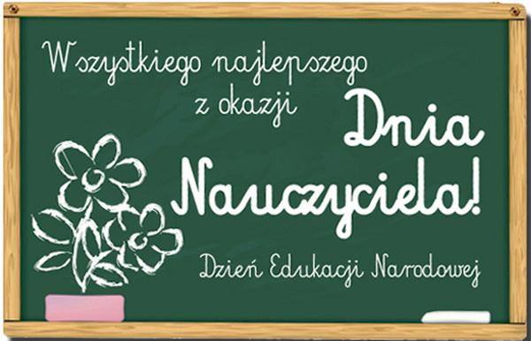 Dzień Edukacji Narodowej / Dzień Nauczyciela