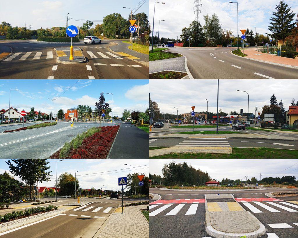 Na terenie gminy Piaseczno powstało sześć nowych rond w wakacje