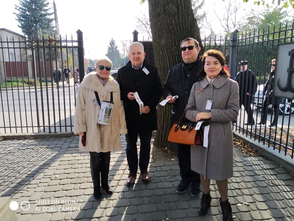 Podsumowanie XX kwesty na piaseczyńskich cmentarzach