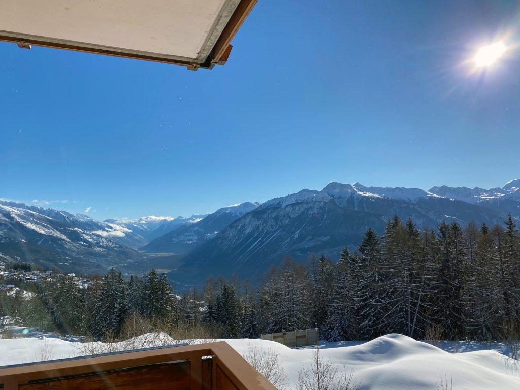 Ferie zimowe w Crans-Montana w Szwajcarii