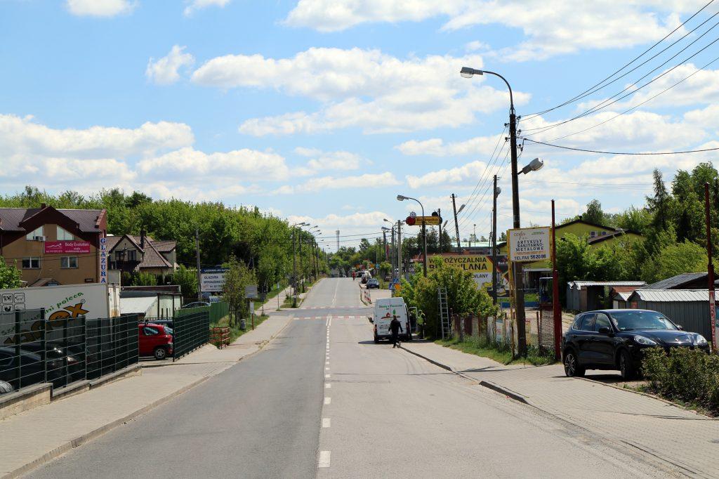 Drugi etap remontu ulicy Dworcowej od Jana Pawła II do Nadarzyńskiej
