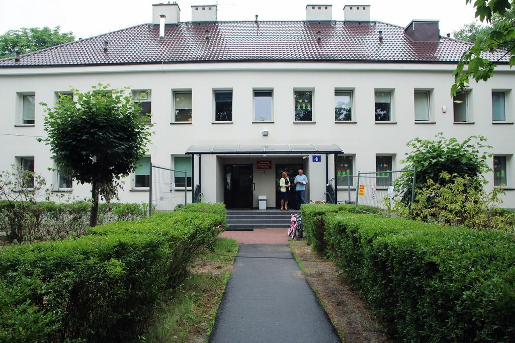 Przedszkole nr 1 w Piasecznie, foto: Marcin Borkowski
