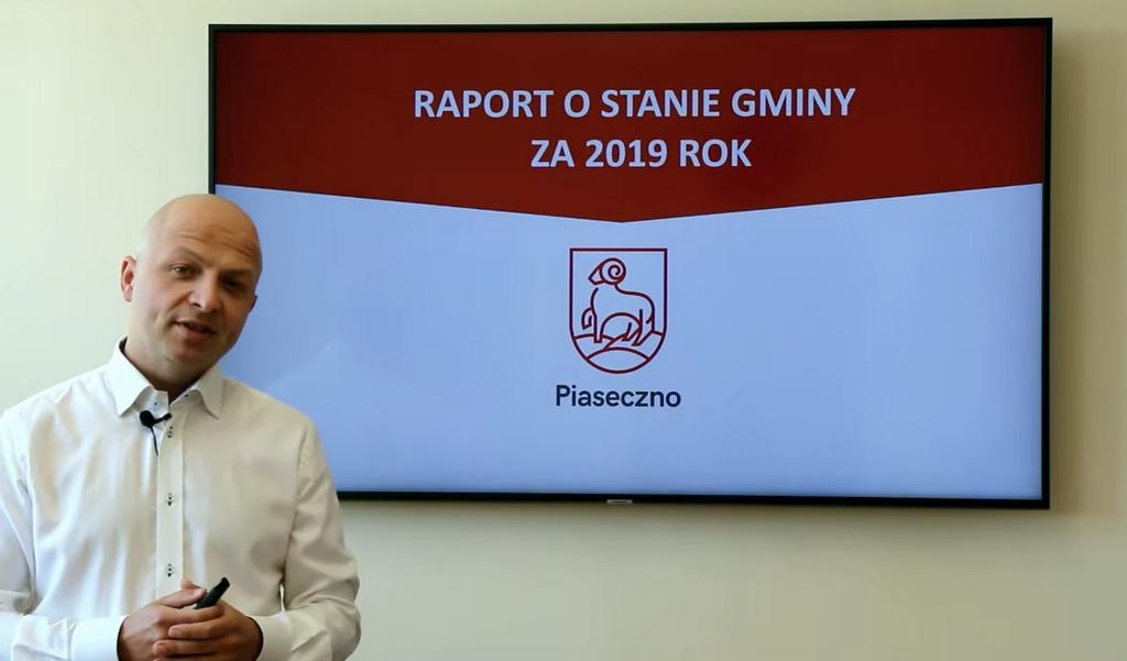 Raport o stanie Gminy Piaseczno 2019