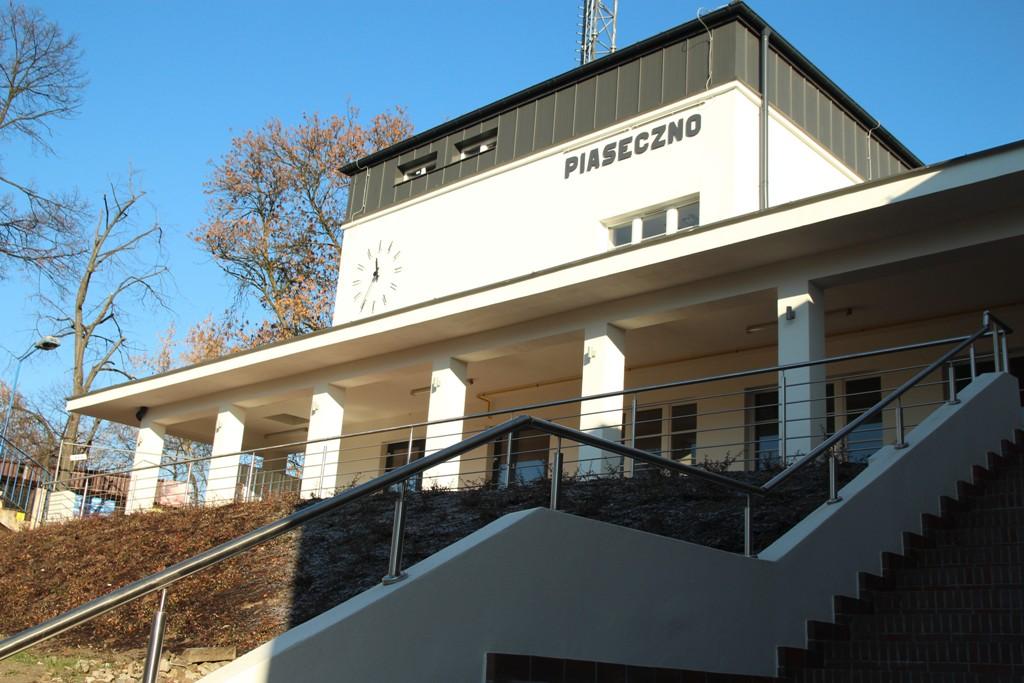 Dworzec PKP w Piasecznie