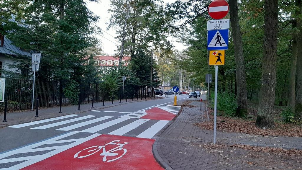 Poprawa bezpieczeństwa wokół szkół podstawowych w gminie Piaseczno