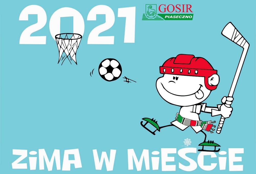 Sportowa Zima w Mieście Piaseczno 2021