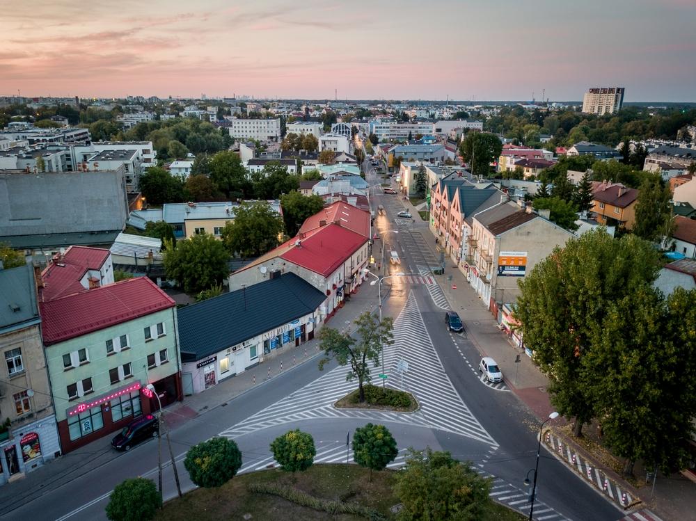 Urząd projektuje Piaseczno ze specjalistami, foto Piotr Michalski