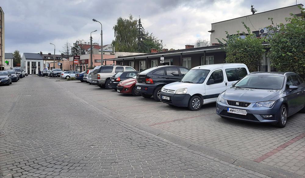Rozmowy w sprawie Strefy Płatnego Parkowania na odcinku ulic Fabrycznej i Szkolnej